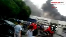 Çin'de Katliam Gibi Fabrika Faciası: 65 Ölü