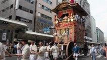 Gion Matsuri in Kyoto 2014_ Saki-Matsuri (前祭)!