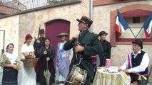 Hautes-Alpes: Remollon reconstitue l'appel à la mobilisation de 1914
