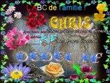 L'ABC de l'amitié (chanson Cher(e) ami(e) interprétée par Chris
