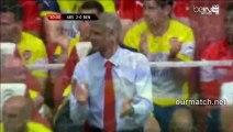 Arsenal 2-0 Benfica (Campbell Goal) ourmatch.net