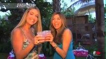 """""""Cosmo Summer Splash"""" Miami Swimwear Fashion Week Spring Summer 2013 1 of 2 by Fashion Channel"""