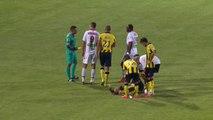 AC Arles Avignon - AC Ajaccio (0-0)  - Résumé - (ACA-ACA)   2014-15