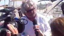 """Beppe Grillo (M5S): """"Il MoVimento è un pensiero"""" - Maddalena - MoVimento 5 Stelle"""