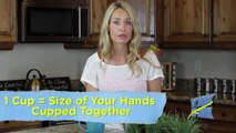 Portion Control Tips - How to Portion Control for Weight Loss