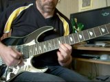 Arpeggios from hell - Yngwie Malmsteen cover