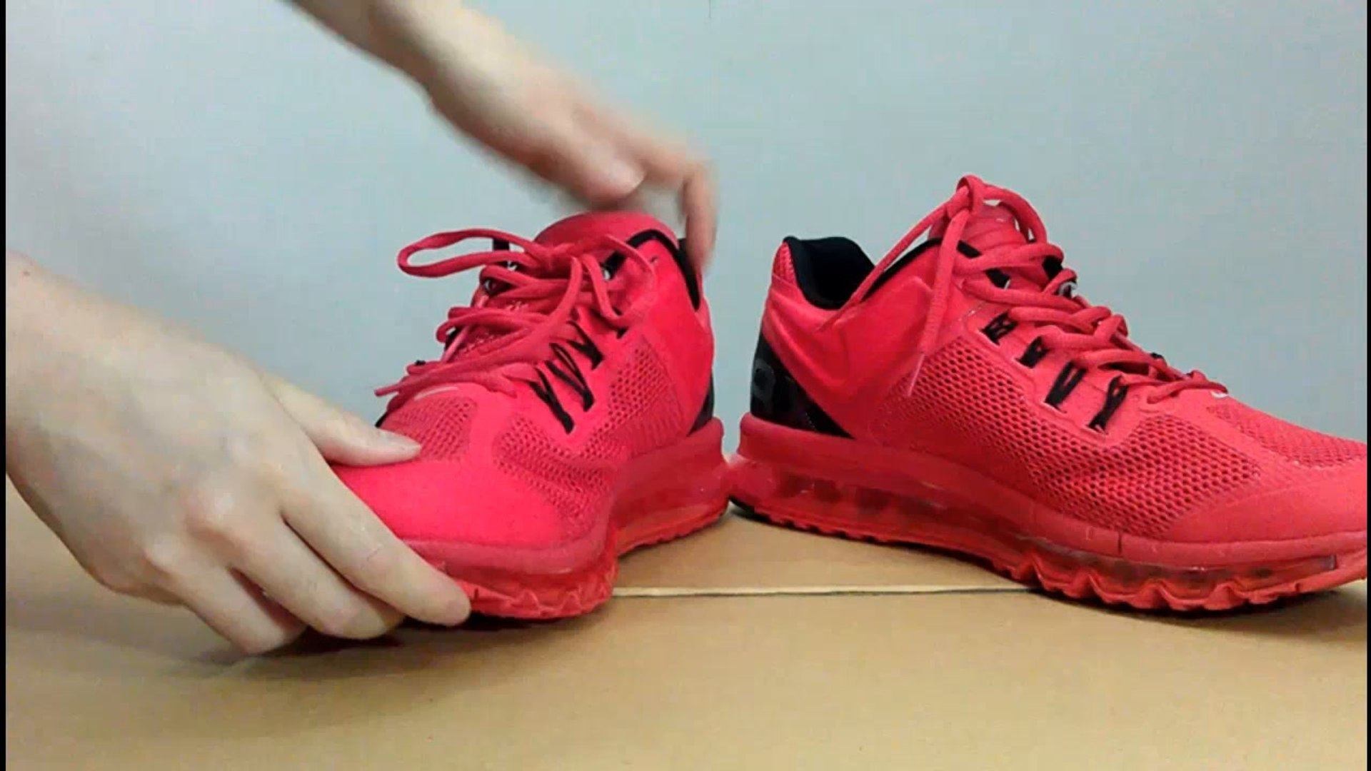 Discount Air max 2014 PIMENTO red cheap wholesale shoes review