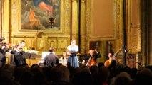 "Arcangelo ""Cantates & Concerti de Bach"" Jonathan Cohen Clavecin -Alina Abragimova Violon-Katherine Watson Soprano en l' Eglise St Luc de Ménerbes le 02 Aout 2014 via les Musicales du Luberon"