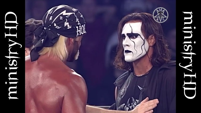The Sting Crow Era Vol. 53 | Sting vs Hollywood Hulk Hogan WCW Title Match 12/28/97