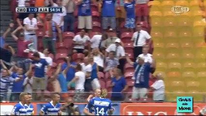 Обзор матча · Зволле (Зволле) - Аякс (Амстердам) - 1:0