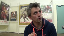 Nicolas Reglat, Gari le documentaire: interview par Nicolas Caudeville