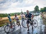 Cyclisme – Au Tour de Pologne, les coureurs slaloment entre grêle et arbres tombés