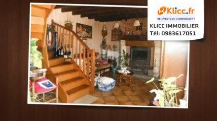 A vendre - maison - LES GRANDES DALLES (76540) - 3 pièces - 122m²