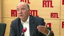 """Pierre Moscovici : la Commission européenne """"n'est pas un lot de consolation"""""""