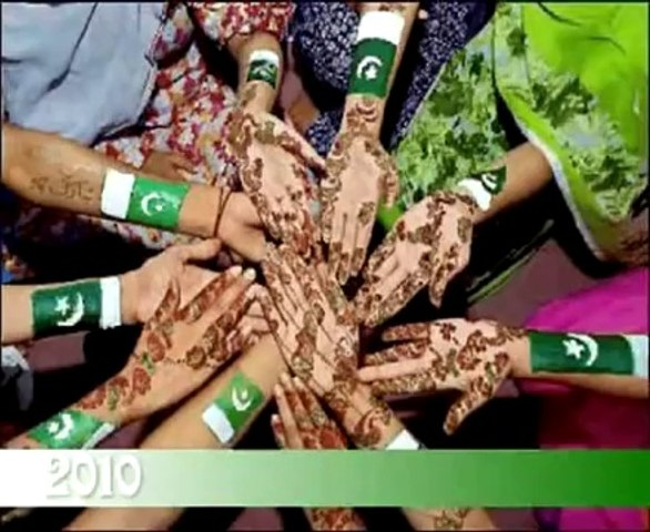 Hum Zinda Qaum Hain | Pakistani National Song