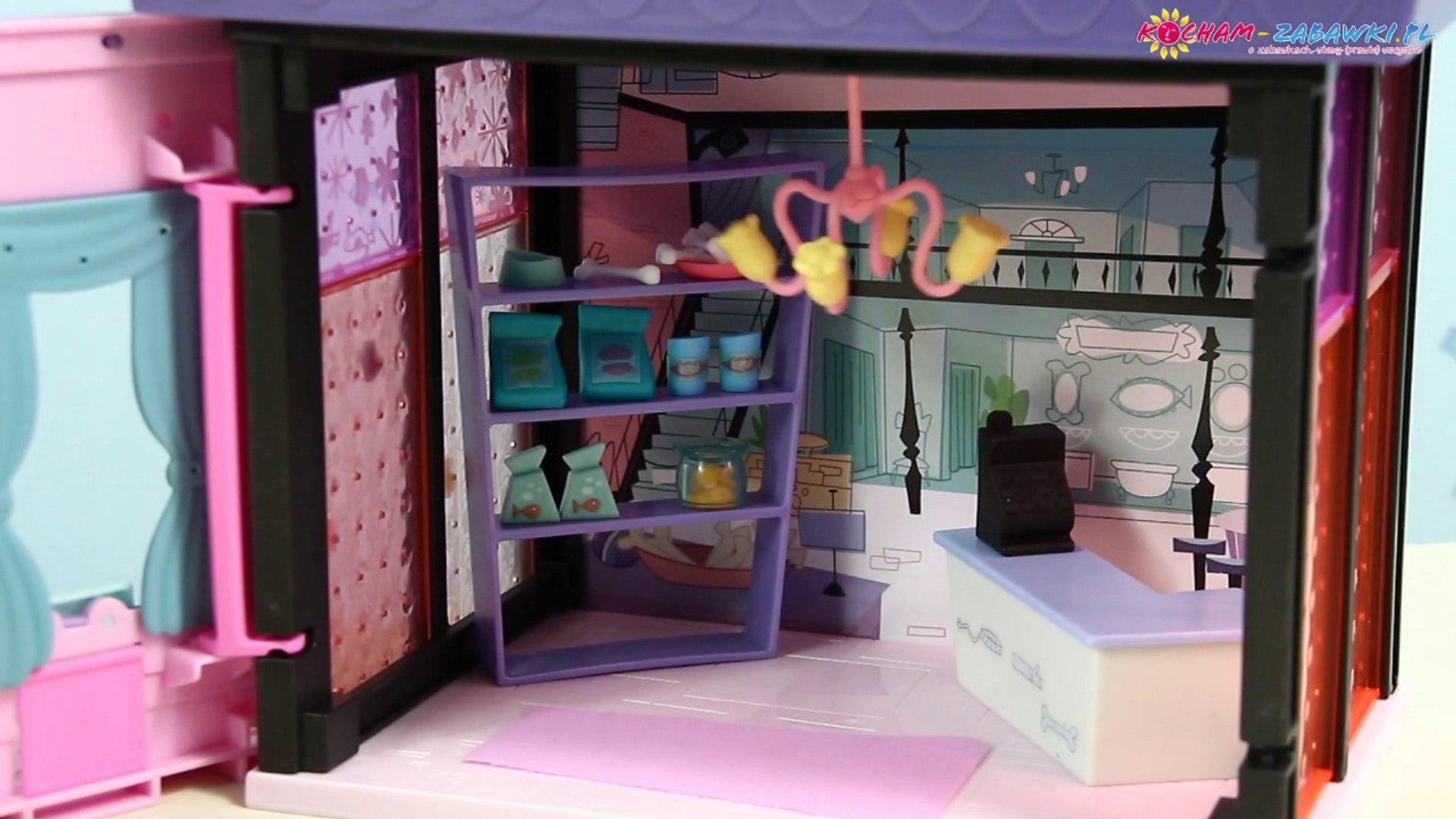 Littlest Pet Shop Style Set / Zestaw Stylowy Sklepik - Littlest Pet Shop - Hasbro - A7322 - Recenzja