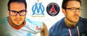 PSG - OM : Julo et Julien Chièze (re)fooooont le match sur FIFA 14 PS4