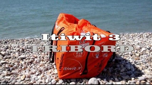 KAYAK GONFLABLE ITIWIT 3 Tribord décathlon