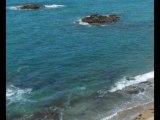 Cancale (35260) plage et paysages de Bretagne