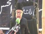 Majlis e Shahadat e Imam Ali(A.S) | 21st Ramadhan | Allama Talib Johri | Part 1