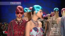"""""""Anna Sui"""" Spring Summer 2013 New York 3 of 3 Pret a Porter Woman by Fashion Channel"""