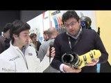 Rossignol Lange Dynastar, le novità del gruppo a Ispo 2013, intervista a Alessio Meda