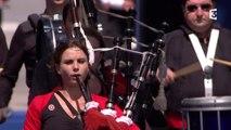Bagad Avel Su - Festival interceltique de Lorient 2014