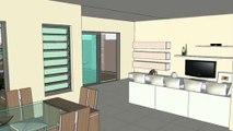 RES-IRS Maison / Villa TAMARIN - RIVIERE NOIRE - MORNE - Ile Maurice - Investir dans des villas à vendre en res à Rivière Noire