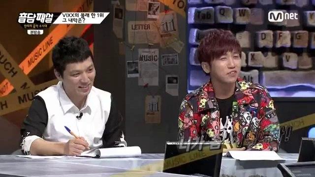 [TRSUB] 140524 Mnet Dirty Talk - VIXX Türkçe Altyazılı Part1