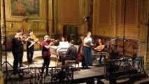 """Arcangelo """"Cantates & Concerti de Bach"""" Jonathan Cohen Clavecin -Alina Abragimova Violon-Katherine Watson Soprano Le Samedi 02 Aout 2014 en l' église St Luc de Ménerbes Via """"Les Musicales du Luberon"""" ( Extrait No 2 )  )"""