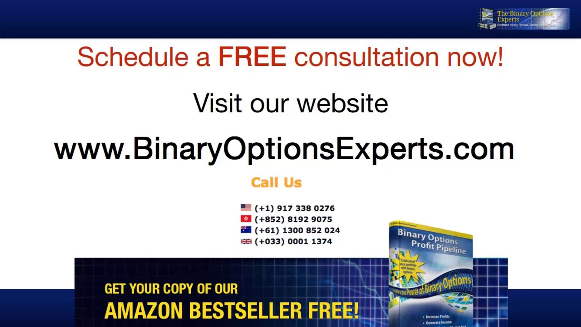 Binary options profit pipeline sports betting money line calculator