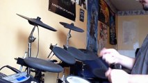 System Of A Down Lonely Day Drums Cover