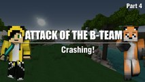 Minecraft Attack of the b team preview Modded Server - video