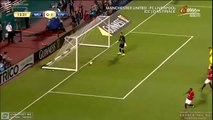 Steven Gerrard Goal (0-1) HD   Manchester United vs Liverpool   International Champions Cup 2014
