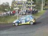 Rallye des Monts-Dôme 2006