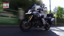 Suzuki 1000 V-Strom, l'avis de Xavier lecteur-essayeur à Moto Magazine