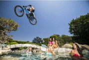 Red Bull presents Danny MacAskill @ Playboy Mansion - Trial Bike