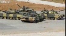Le 2eme championnat du monde des tanks ouvre en Russie