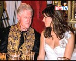 Is Bill Clinton still dating shane Warne's GF Liz Hurley
