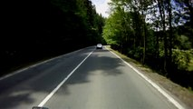 Szlovákia, 59-es út, 1. rész   Slovakia, road 59, part 1    Suzuki GS 500F