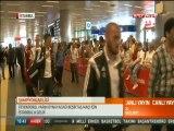 Feyenoord İstanbul'a geldi