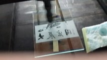 laser engraving, glass laser engraving, CO2 laser engraving machine, laser engraver, China laser engraver