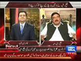 If we are Going to be House Arrested by the Government then we have Alternate Plan too -- Sheikh Rasheed