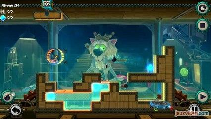 L'univers du jeu indépendant - MouseCraft - Mousecraft, Enigmes