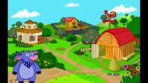 Dora the Explorer (2014) - Saves The Farm Full Movie English Episodes Games For Children HD