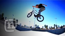 BMX Trick Tip! One Handed X-Up's With Ryan Nyquist & Ronnie Napoliton: Getting Awesome #13