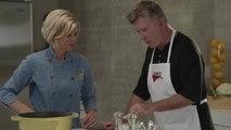 Alan Thicke cooks a nutritious butternut squash soup