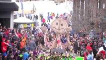 Yan Baczkowski commisioned videos Mardi Gras Celebration