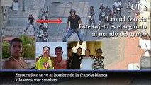 funcionarios del sebin disparando con funcionarios de policaracas contra estudiantes el 12F 2014