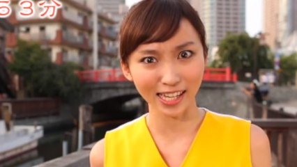 This Japanese TV Show is Just A Girl Berating You